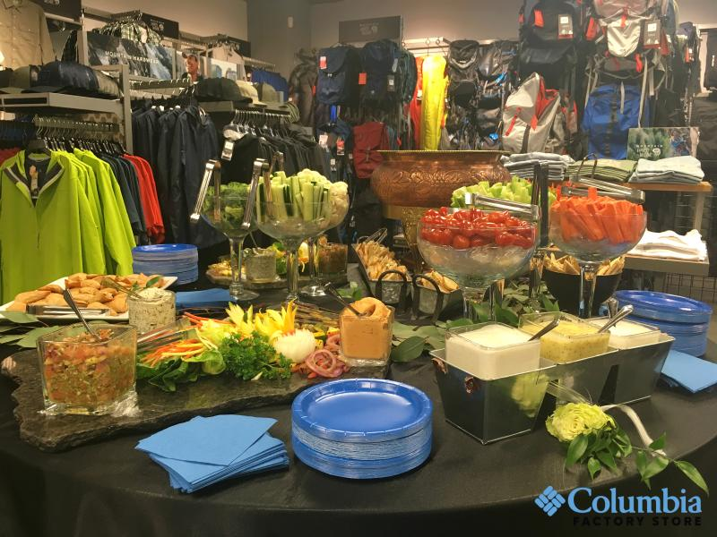 Columbia Sports Wear Appreciation Event 2018